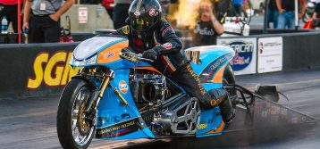 Gulf Oil Drag Racing returns to USA Man Cup World Finals