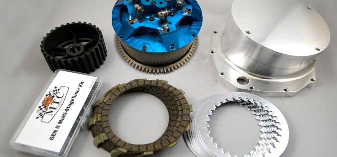 MTC: Gen II Multi-Stage Clutch Package