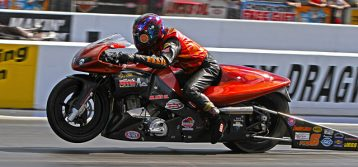 Chip Ellis and the Pippin Buell Qualify 4th at zMAX
