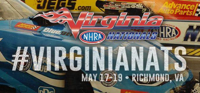After Memorable Return NHRA Powers Back to Virginia Motorsports Park in 2019