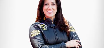Harley and Vance & Hines Welcomes Angelle Sampey to 2019 NHRA Season