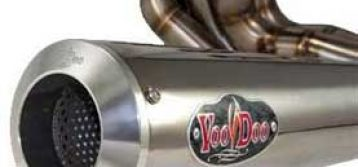MPS Racing: Free Shipping on VooDoo Exhausts