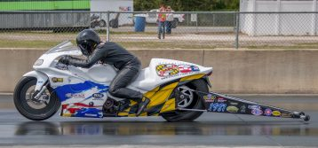 Kelly Clontz Racing Looks For Success at Gatornationals