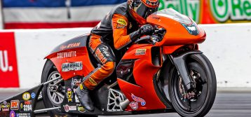 Pro Stock Motorcycle rider Ryan Oehler and crew chief Alex Tutt part ways