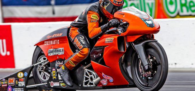 Pro Stock Motorcycle rider Ryan Oehler and crew chief Alex Tutt part ways