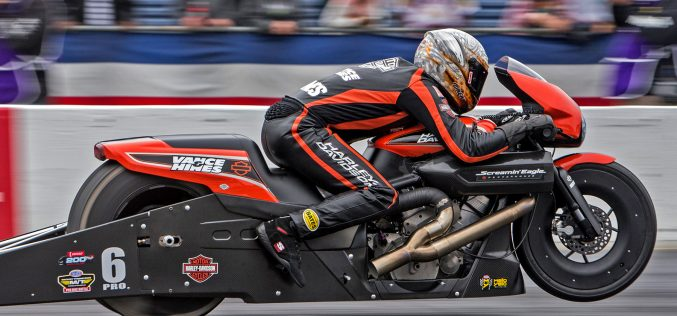 NHRA: Andrew Hines Looks to Dominate Pro Stock Motorcycle in 2019