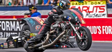 After career-best race, Rickey House Looking to WOW Hometown Fans