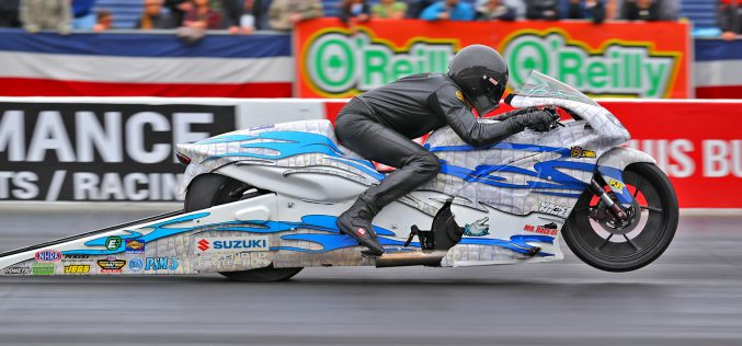 NHRA: Savoie Wouldn't Miss NHRA Four-Wide Nationals