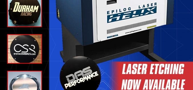 MTC: Laser Etching Now Available