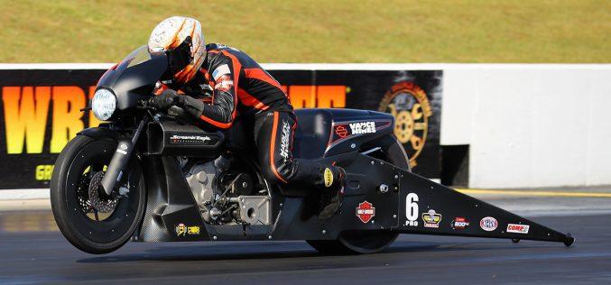NHRA: Pro Stock Motorcycles – Virginia Nationals