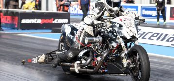 EDRS Pro Nordic Motorcycle Championship kicks off at Tierp Arena