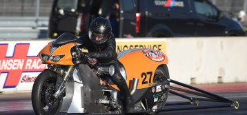 EDRS: Record-Setting Opening Round for Pro Nordic Motorcycles