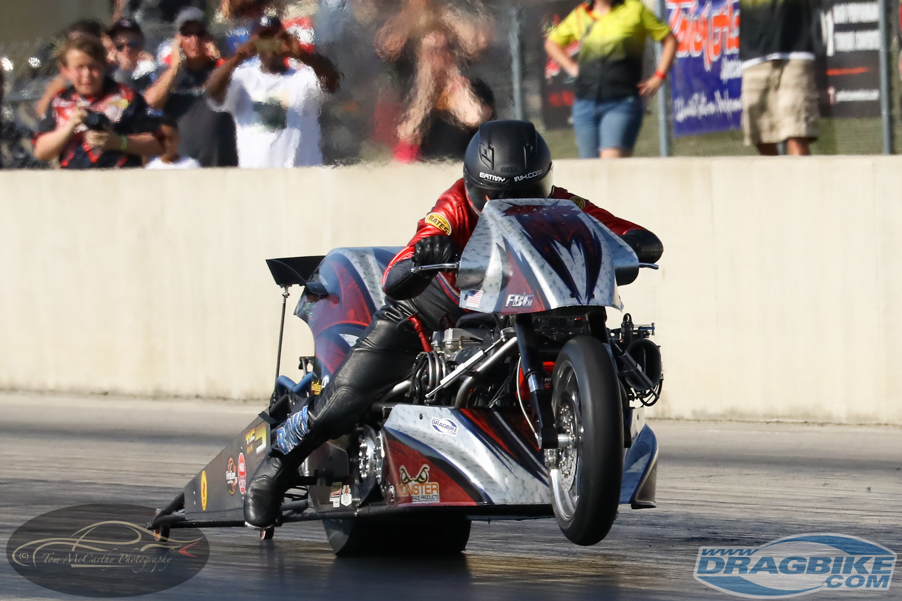 Top Fuel Motorcycle - Mitch Brown