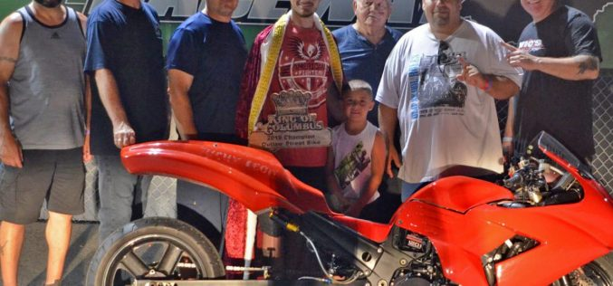 Jeremy Teasley – Outlaw Streetbike King of Columbus