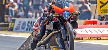 NHRA: Pro Stock Motorcycles Coverage from Sonoma