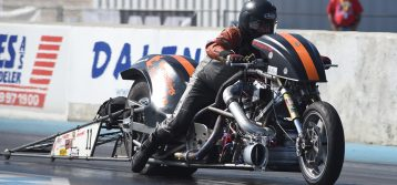 EDRS: Drag Challenge with First-time Motorcycle Drag Racing Winners