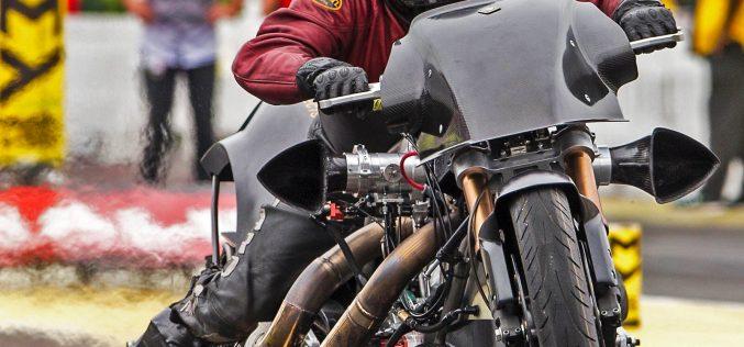 Mike Scott Announces Top Fuel Harley Retirement
