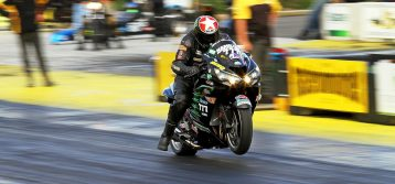Alan Thoresen wins NZDRA 2019 Modified Bike Championship