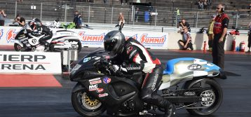 EDRS: 2019 Motorcycle Drag Racing Championships at Tierp Arena