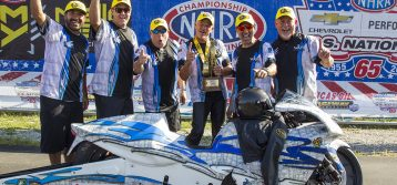 NHRA: Pro Stock Motorcycle at Maple Grove Raceway