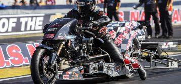 NHRA 2020 Top Fuel Harley Schedule