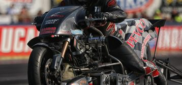 Waiting is the Hardest Part for NHRA Champs Tharpe and Samson