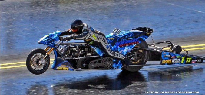 Matheson Heading To World Fuel Altered Challenge