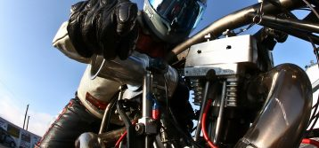 A Fresh Prospective: Thornley and Vreeland Team up on Top Fuel Harley