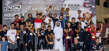 2019/2020 Qatar National Street Drag Championship – Round 1