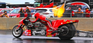 Chris Hand's Redneck Express Top Fuel Motorcycle – Final Report of 2019