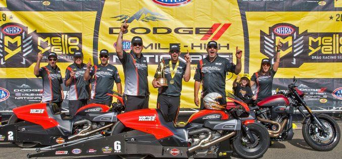 Full Spectrum Power To Showcase NHRA Championship Winning Pro Stock Motorcycle at PRI