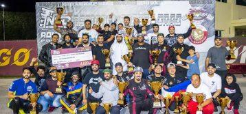 2019/2020 Qatar National Street Drag Championship – Round 2