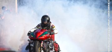 Jan Sturla Hegre | Top Fuel Motorcycle Championship