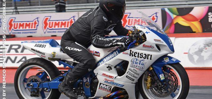Heikki-Juhani Koskinen Wins 2019 EDRS Super Gas Motorcycle Title