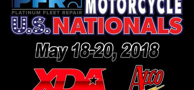 XDA: Platinum Fleet Repair to Sponsor Motorcycle US Nationals at Atco