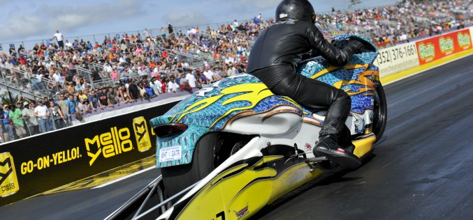 Strong Start Has Jerry Savoie Thinking Big At NHRA Summernationals