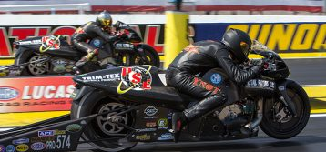 PSE/Star Racing NHRA Toyota Nationals Event Preview
