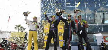 NHRA Set to Celebrate 50th Gatornationals in Grand Style