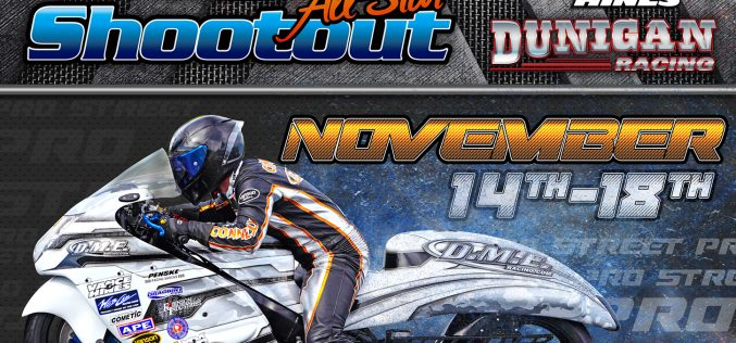 2018 DME Racing All-Star Shootout Schedule