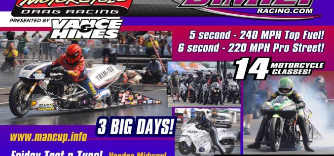 Man Cup : DME Racing Nationals June 2-3 at The Rock