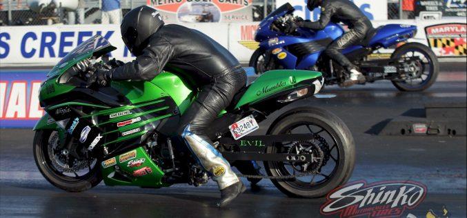 XDA: Shinko Tires sponsors Crazy 8's class