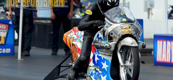 XDA: Mickey Thompson Tires Sponsors Top Sportsman Class