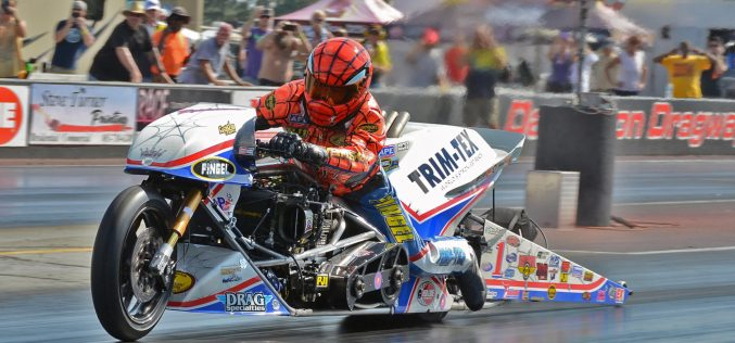 """Larry """"Spiderman"""" McBride Engineers Remarkable Comeback in Championship Series"""