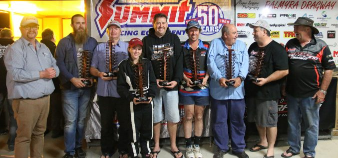 ANDRA: 2019 Summit Racing Queensland Champion Celebrated