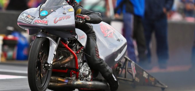 PDRA: Pro Nitrous Motorcycle LIVE from World Finals