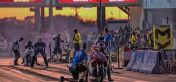 NHRA Starts Back up in June with Revised Schedule