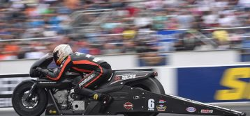 NHRA: Andrew Hines Can't Stop Winning