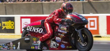 NHRA: Pro Stock Motorcycle at Route 66 Nationals