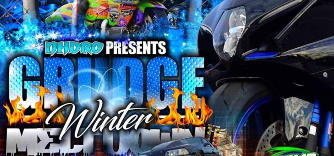 NHDRO: Grudge Winter Meltdown at SGMP 2/1-2