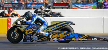 NHRA POSTPONES PORTION OF GATORNATIONALS